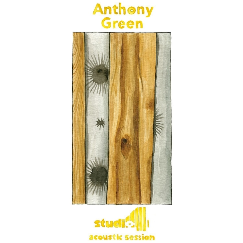 Anthony Green - Studio 4 Acoustic Session