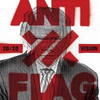 Anti-Flag -20/20 Vision White