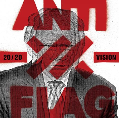 Anti-Flag - 20/20 Vision White