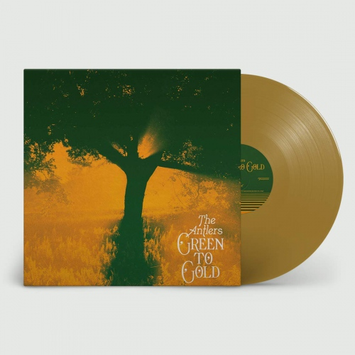 Antlers -Green To Gold