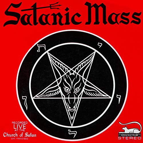 Anton Lavey - The Satanic Mass Red
