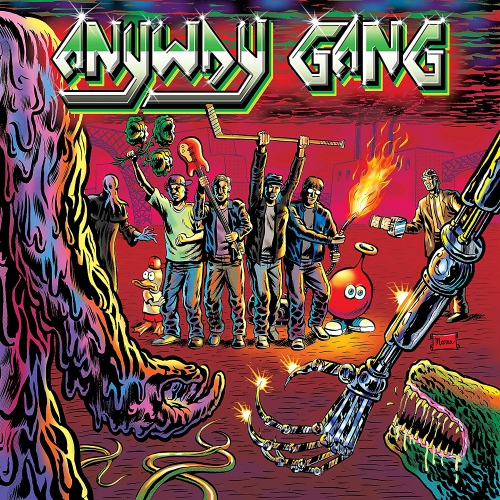 Anyway Gang - Anyway Gang