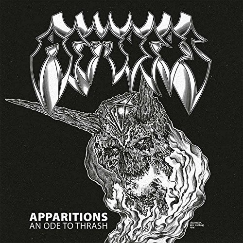 Armoros - Apparitions: Ode To Thrash