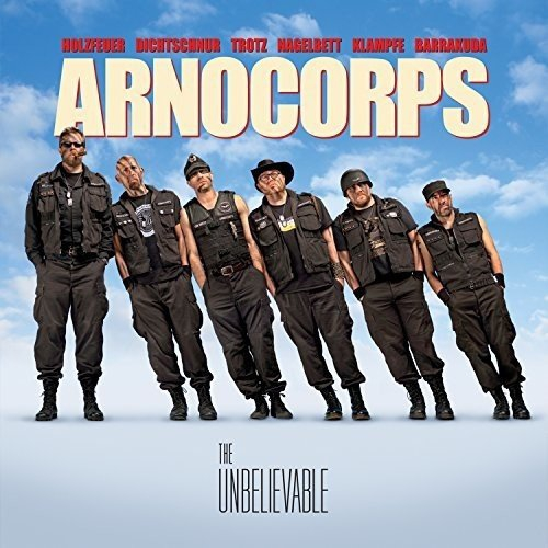 Arnocorps Unbelievable Upcoming Vinyl August 25 2017