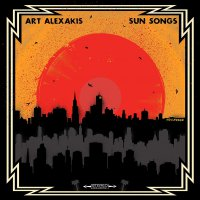 Art Alexakis - Sun Songs Orange Variant