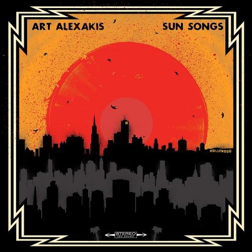 Art Alexakis - Sun Songs Orange Variant