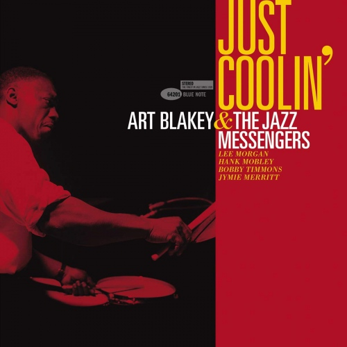 Art Blakey  &  The Jazz Messengers -Just Coolin'