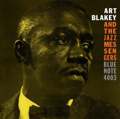 Art Blakey  &  The Jazz Messengers -Moanin'