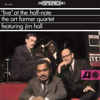 Art Farmer - Live At The Half-Note