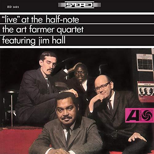 Art Farmer - Live At The Half-Note