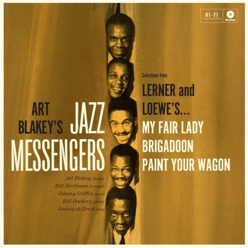 Art & The Jazz Messengers Blakey - Play Lerner & Loewe
