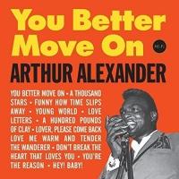 Arthur Alexander -You Better Move On + 2 Bonus Tracks