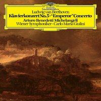 "Arturo Benedetti Michelangeli/wiener Symphoniker -Beethoven: Piano Concerto No. 5 In E-Flat Major, Op. 73 ""emperor"""