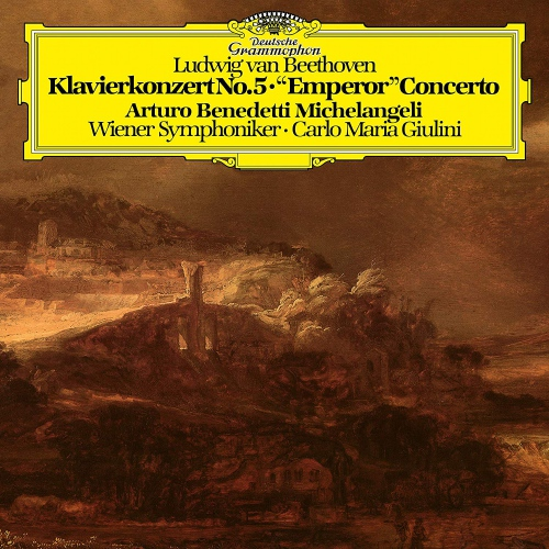 "Arturo Benedetti Michelangeli/wiener Symphoniker - Beethoven: Piano Concerto No. 5 In E-Flat Major, Op. 73 ""emperor"""