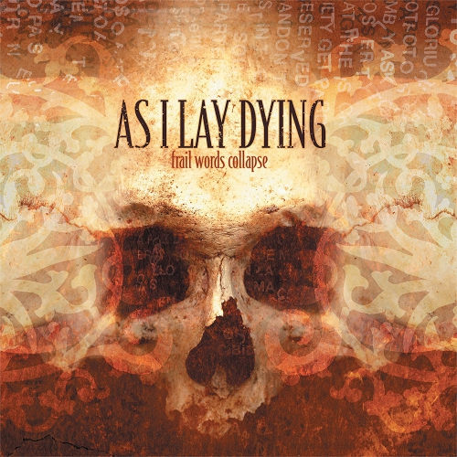As I Lay Dying - Frail Words Collapse - Opaque Brown / Opaque