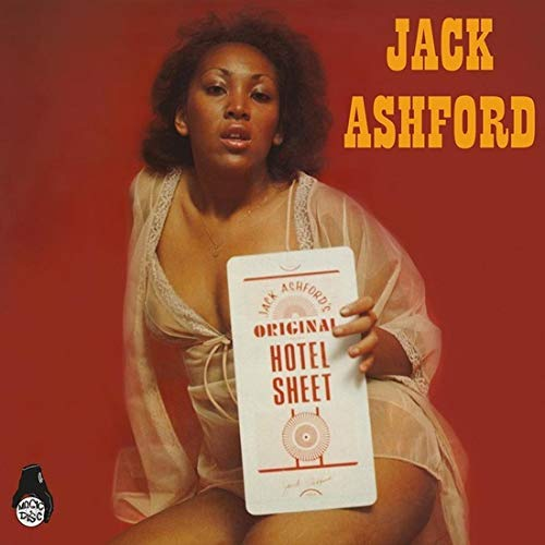 Ashford,Jack - Hotel Sheet