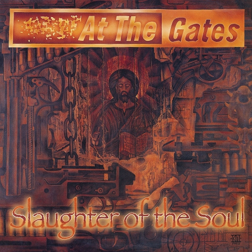 At The Gates - Slaughter Of The Soul Metal Matters Red Fdr Vinyl.