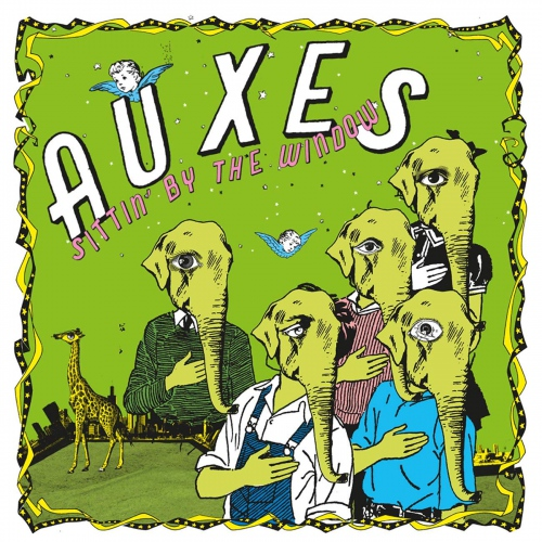 Auxes - Sittin' By The Window Ep Lim.ed.