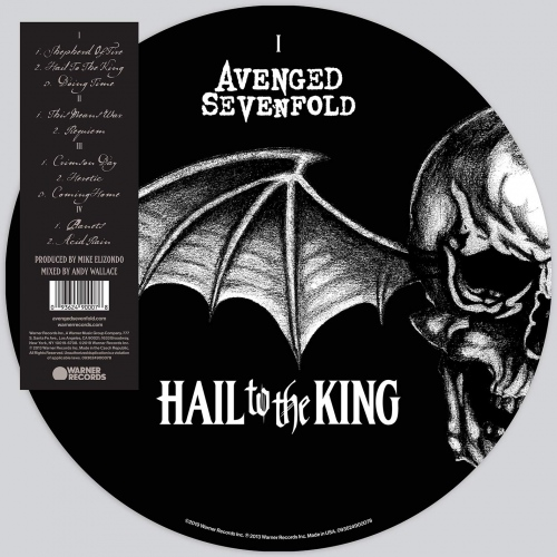 Avenged Sevenfold - Hail To The King Picture Set