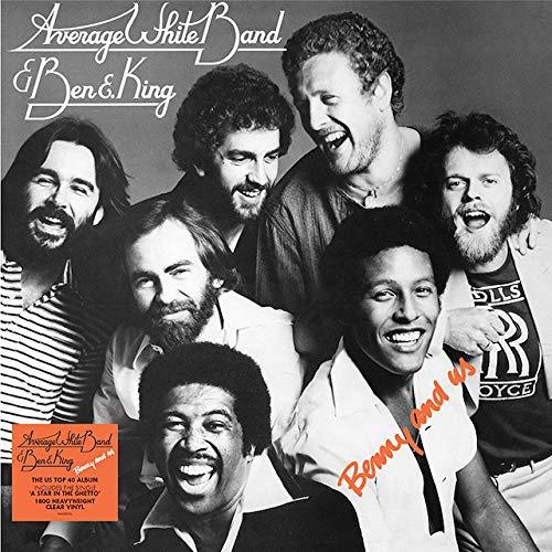 Average White Band  &  Ben E King - Benny & Us
