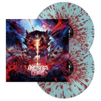Aversions Crown - Xenocide Blue/red Splatter