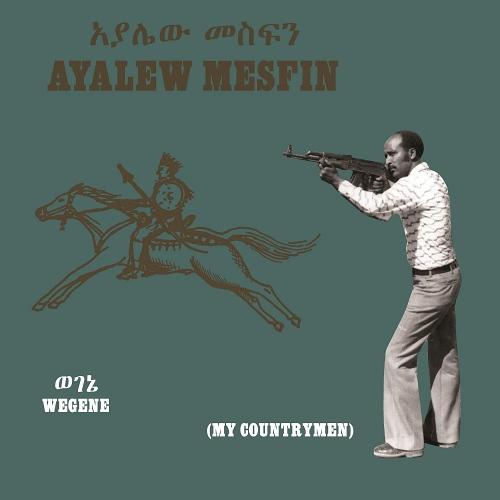 Ayalew Mesfin - Wegene