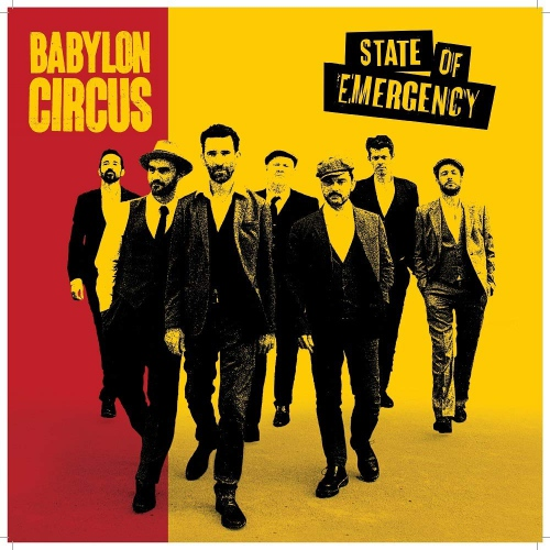 Babylon Circus -State Of Emergency