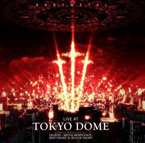 Babymetal - Live At Tokyo Dome
