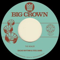 Bacao Rhythm  &  Steel Band - My Jamaican Dub B/W The Healer