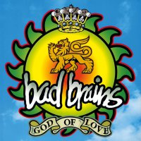 Bad Brains - God Of Love Transparent Green & Solid Yellow Mixed