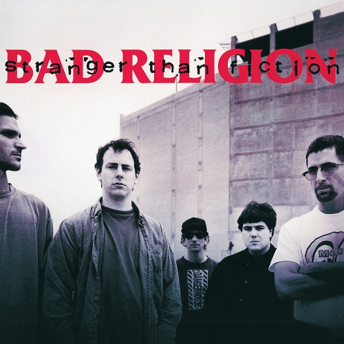 Bad Religion - Stranger Than Fiction Remastered  Grey