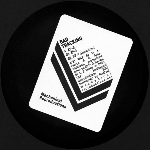 Bad Tracking - Xp3 / Xp1 / Ossia Remix