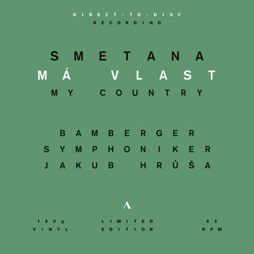Bamberg Symphony -Ma Vlast
