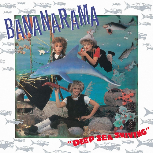 Bananarama - Deep Sea Skiving Limited Colored Edition