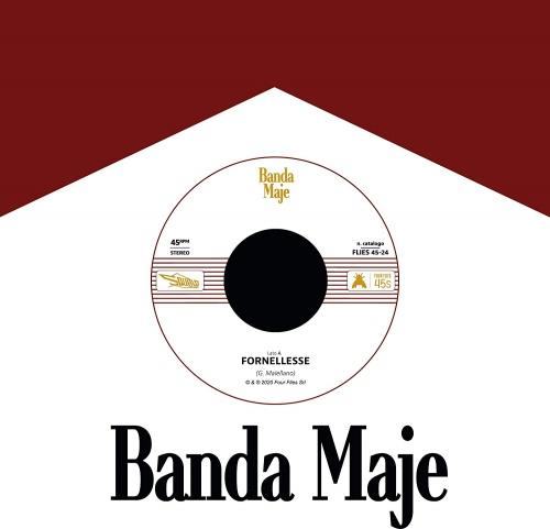 Banda Maje -Fornellesse / Bianco Rosso E Verdone