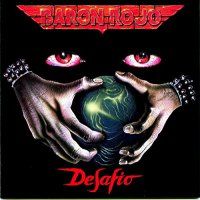Baron Rojo -Desafio (Red vinyl)