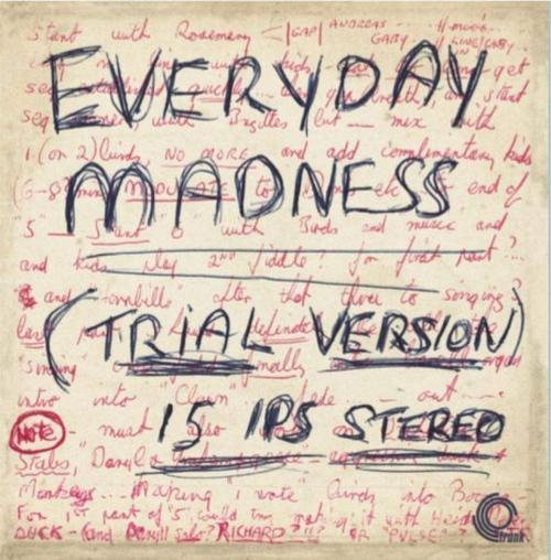 Basil Kirchin -Everyday Madness