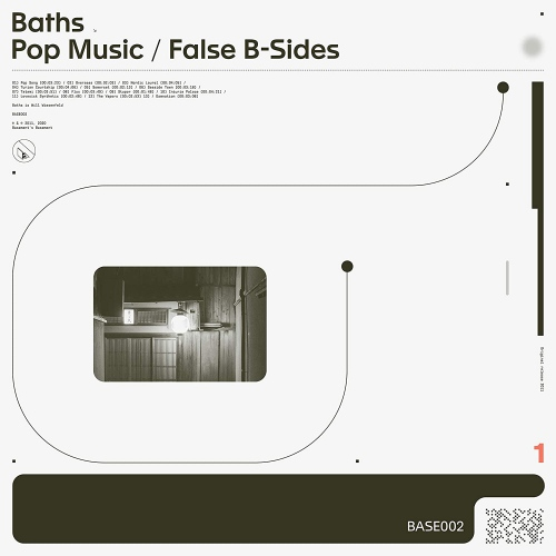 Baths - Pop Music/False B-Sides
