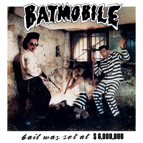 Batmobile - Bail Was Set At $6,000,000