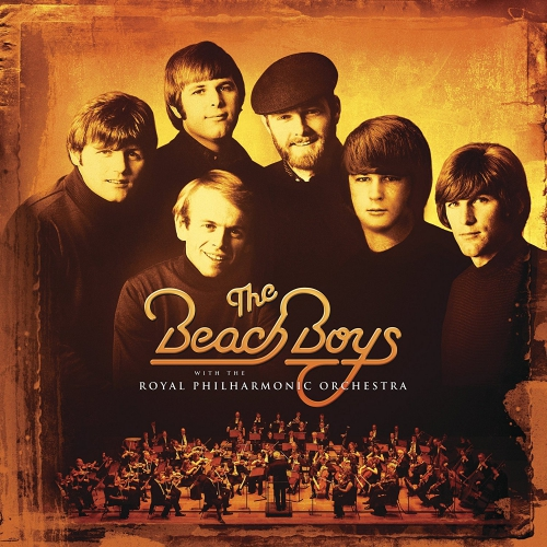 Beach Boys - The Beach Boys With The Royal Philharmonic Orchestra