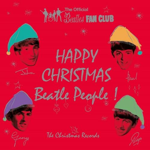 Beatles - Christmas Record Box