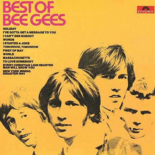 Bee Gees -Best Of Bee Gees