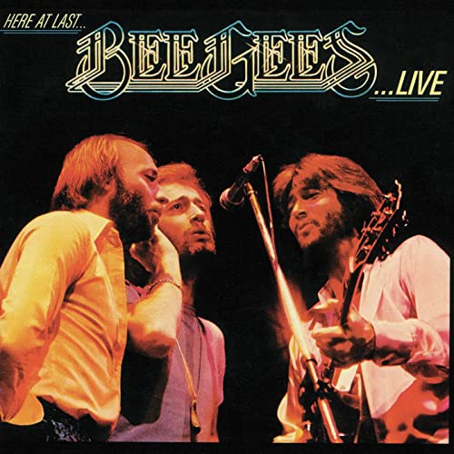 Bee Gees -Here At Last... Bee Gees Live