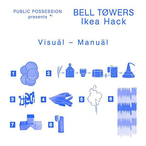 Bell Towers - Ikea Hack