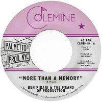 Ben Pirani - More Than A Memory