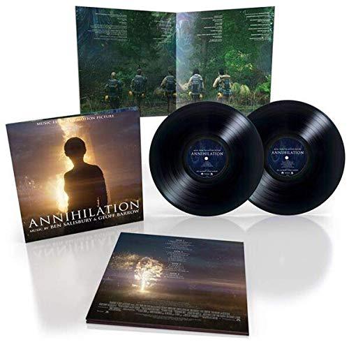 Ben Salisbury & Geoff Barrow - Annihilation Soundtrack Black