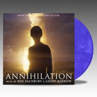 Ben Salisbury & Geoff Barrow - Annihilation Soundtrack Shimmer