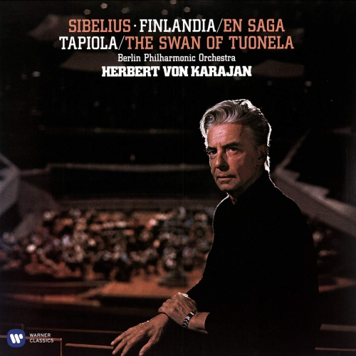 Berliner Philharamoniker  / Herbert Von Karajan -Sibelius: Finlandia & Other Popular Tone Poems