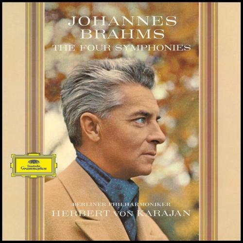 Berliner Philharmoniker/herbert Von Karajan - Brahms: The Four Symphonies