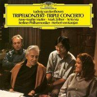 Berliner Philharmoniker / Von Karajan / Mutter / Zeltser - Beethoven: Triple Concerto